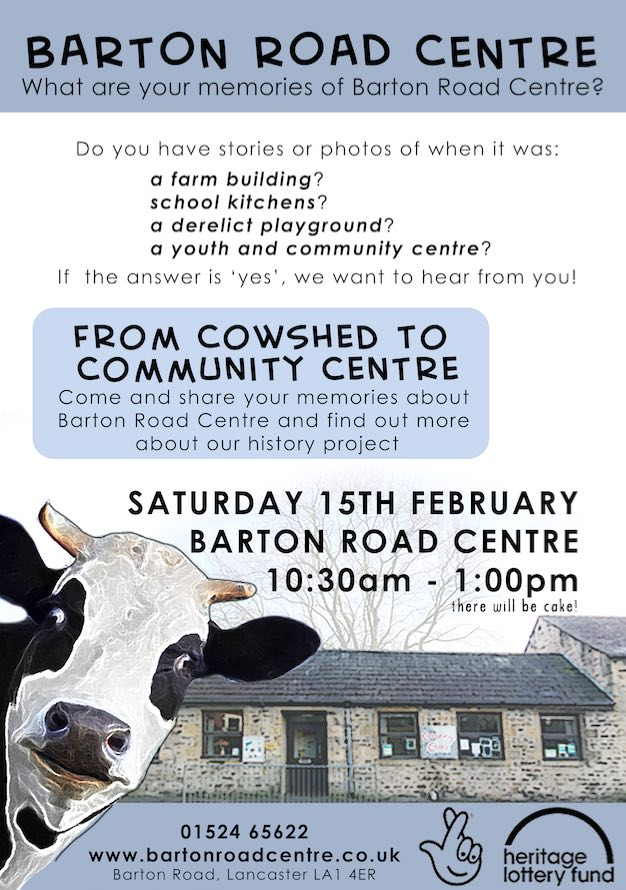 Cowshed to Community Centre